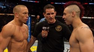 Il était une fois... l'UFC 111 St-Pierre c. Hardy