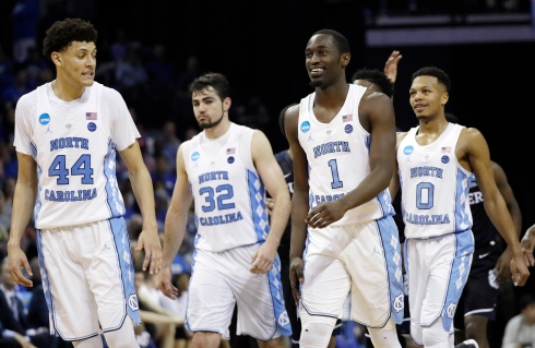 Les Tar Heels de North Carolina