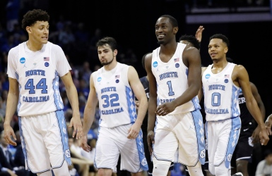 NCAA : Butler cède devant North Carolina