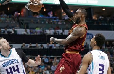NBA: LeBron et sa bande retrouvent le sourire