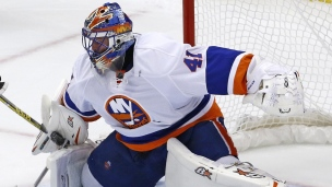 Le miracle de Halak en prolongation
