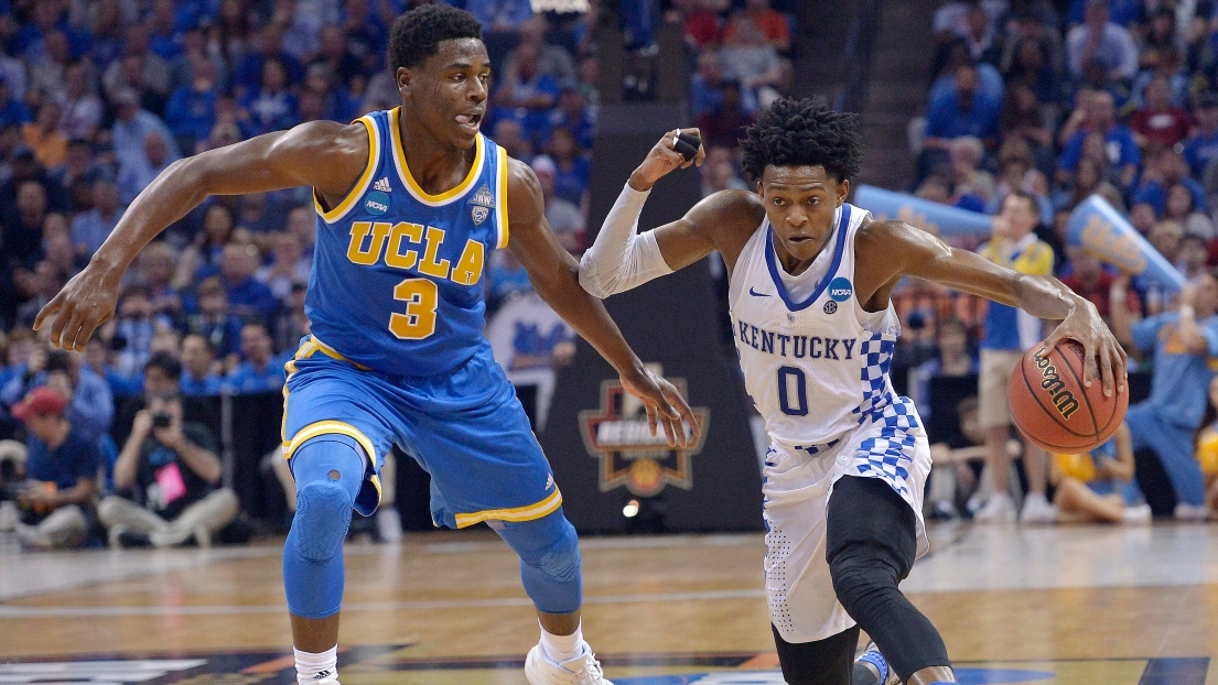 Aaron Holiday et De'Aaron Fox