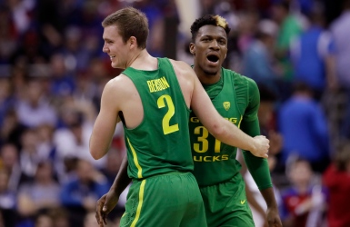 Un premier Final Four en 78 ans pour Oregon