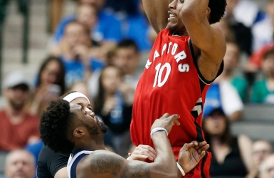 NBA : les Raptors officiellement en séries