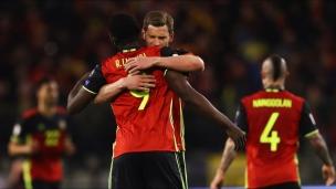 Belgique 1 - Grèce 1