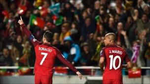Potugal 3 - Hongrie 0