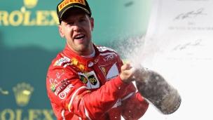 Ferrari impressionne