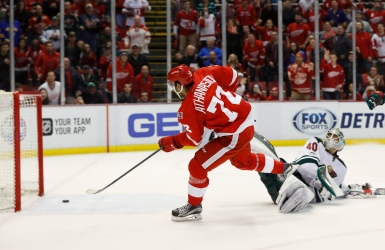 Athanasiou coule le Wild en prolongation