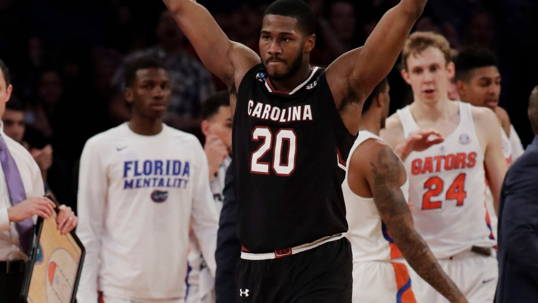 Les Gamecocks de South Carolina participeront au « Final Four »