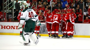Wild 2 - Red Wings 3 (Prolongation)