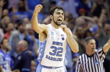 NCAA : North Carolina accède au carré d'as