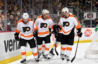 La bataille de la Pennsylvanie va aux Flyers