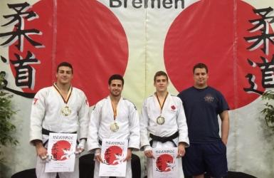 Krieber-Gagnon et Deschênes vice-champions au Pérou