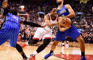 NBA : Sixième gain de suite pour les Raptors