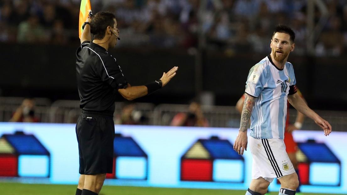 La Fifa lève la suspension de Messi