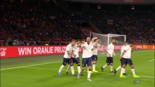 Italie 2 - Pays-Bas 1