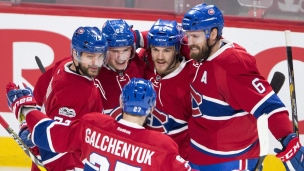 Stars 1 - Canadiens 4
