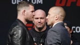 Michael Bisping et Georges St-Pierre