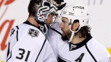 Ben Bishop et Drew Doughty