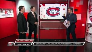 Le Canadien pourrait gagner en confiance en séries