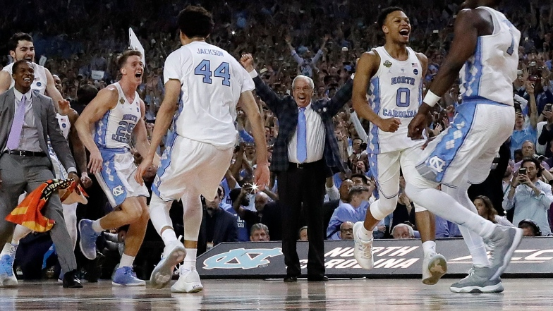 Roy Williams et les Tar Heels de North Carolina