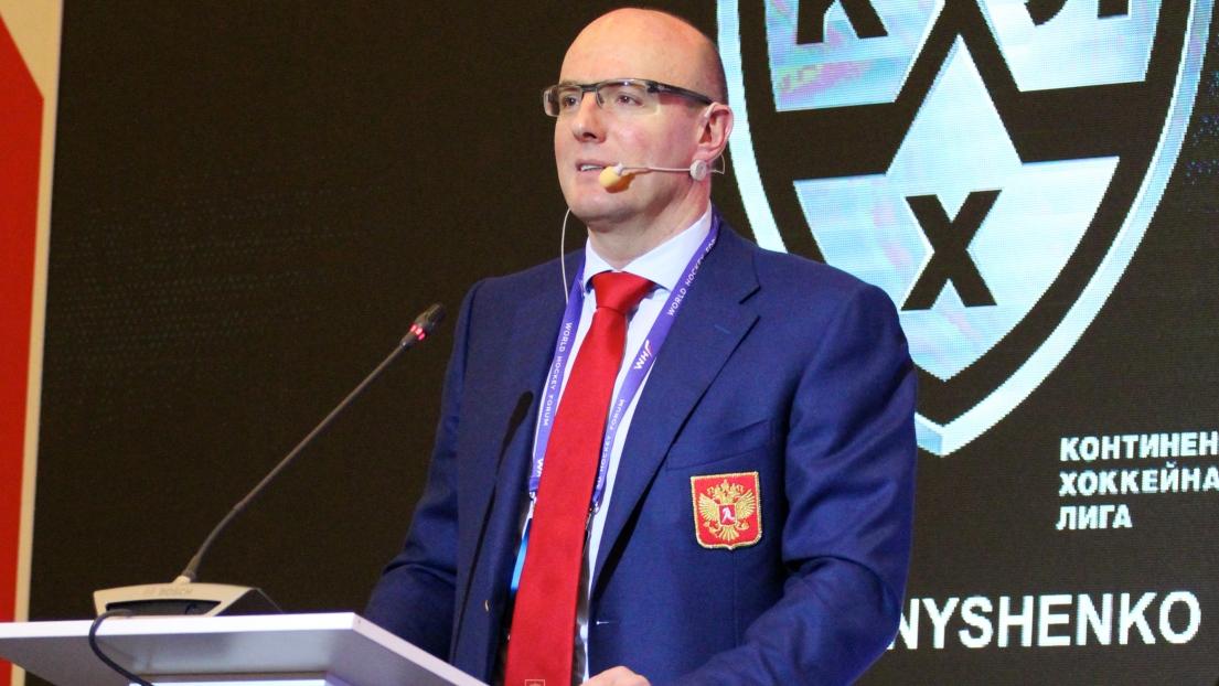 Dmitry Chernyshenko