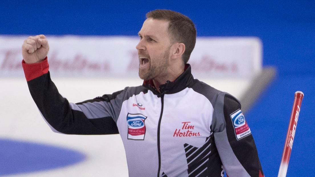 Curling: le Canada sacré champion du monde pour la... 36e fois