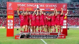 Victoire historique du Canada en rugby à 7