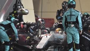 F1 : Un week-end à oublier chez Mercedes
