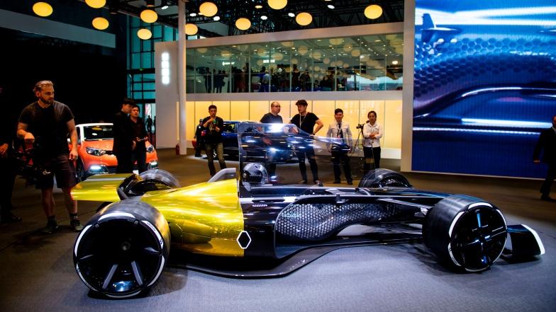 La « RS 2027 vision » de Renault