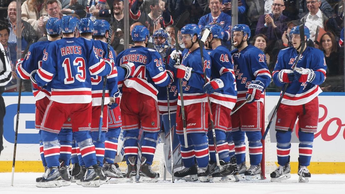 Les Rangers de New York
