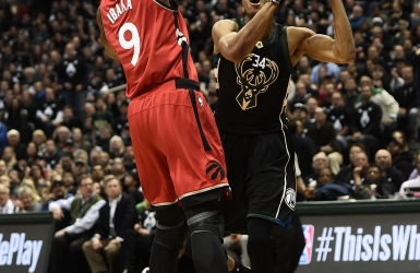 Les Raptors massacrés à Milwaukee