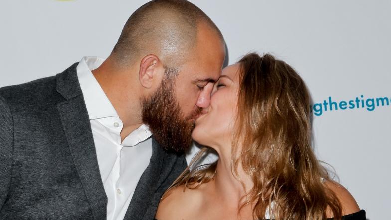 Travis Browne et Ronda Rousey