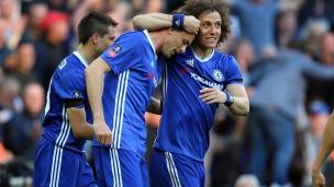 Chelsea 4 - Tottenham 2