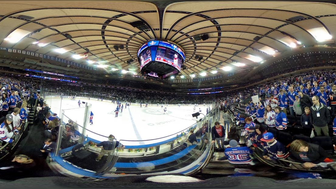 Le Madison Square Garden
