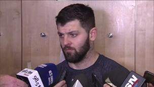 « Je suis heureux d'être à Montréal, il faut apprendre »