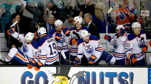 Oilers 3 - Sharks 1