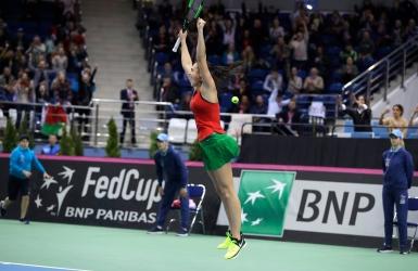 Fed Cup : le Bélarus surprend et va en finale