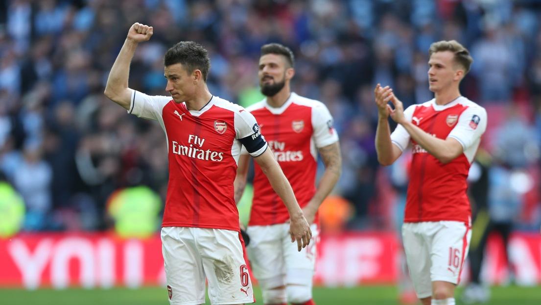 Arsenal rejoint chelsea en finale de la coupe d 39 angleterre au bout du suspense - Coupe d angleterre resultat ...