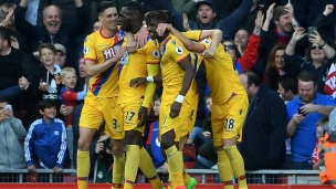 Liverpool 1 - Crystal Palace 2