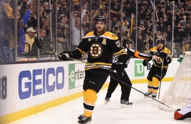Un vent d'optimisme souffle sur les Bruins