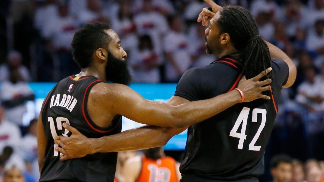 Le Thunder s'offre les Rockets