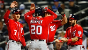 Nationals 6 - Mets 3