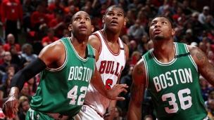 Celtics 104 - Bulls 95