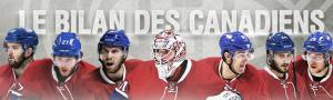Bilan des Canadiens