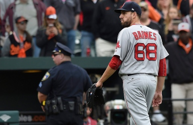 Red Sox : Matt Barnes suspendu 4 matchs