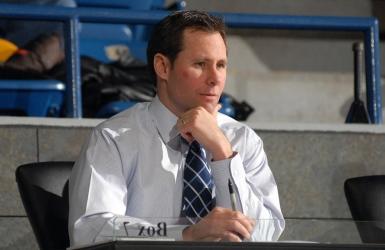 LNH : les Hawks libèrent un autre entraîneur