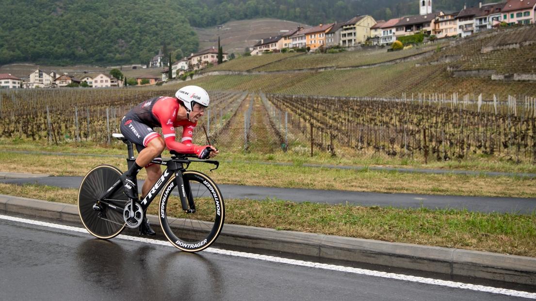 Felline gagne le prologue du Tour de Romandie
