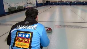 AlterGo : Le défi du curling en fauteuil roulant