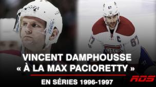 « Ça m'est arrivé » : Vincent Damphousse peut témoigner du cas Pacioretty